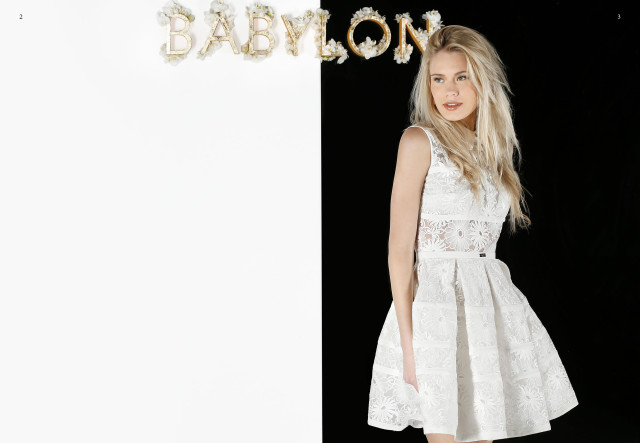 Babylon s.r.l. - Look Book 1