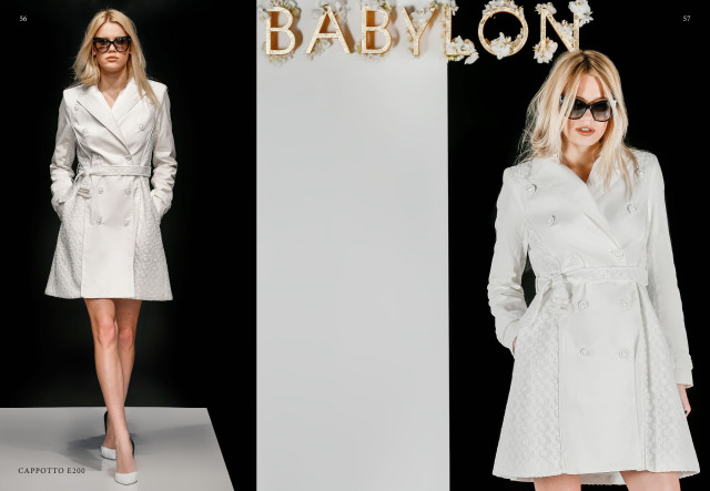 Babylon s.r.l. - Look Book 22