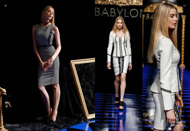 Babylon s.r.l. - Look Book 6