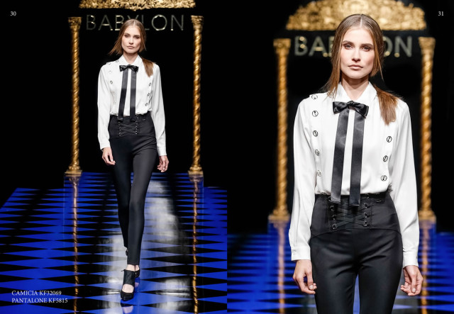 Babylon s.r.l. - Look Book 16