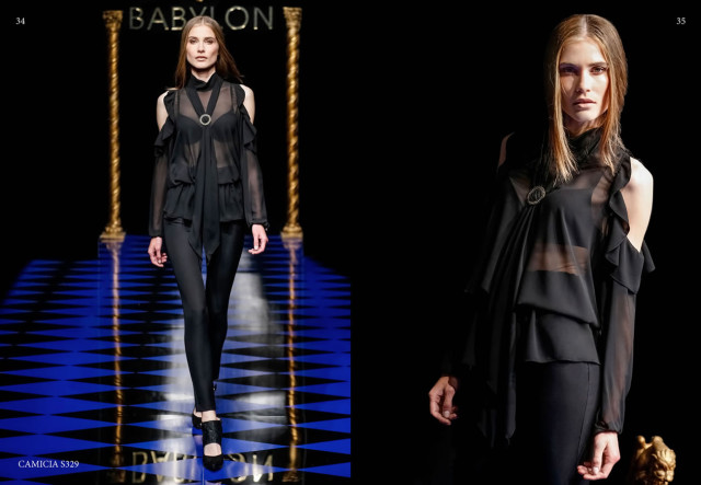 Babylon s.r.l. - Look Book 18
