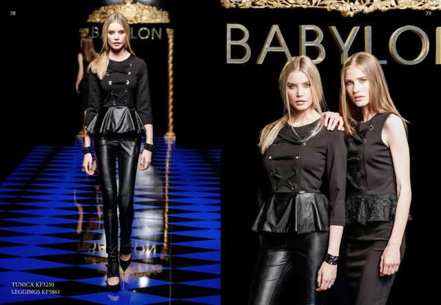 Babylon s.r.l. - Look Book 20