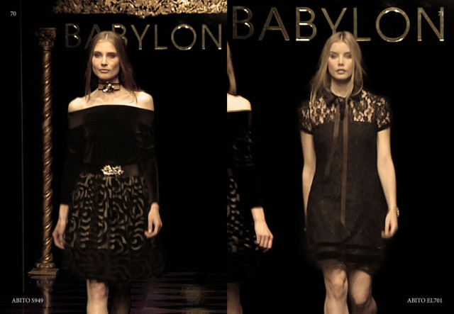 Babylon s.r.l. - Look Book 36