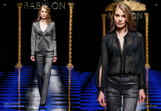 Babylon s.r.l. - Look Book 48