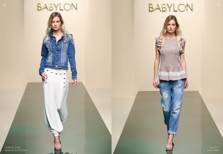 Babylon s.r.l. - Look Book 12