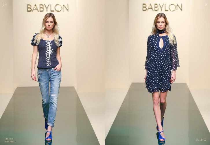 Babylon s.r.l. - Look Book 13