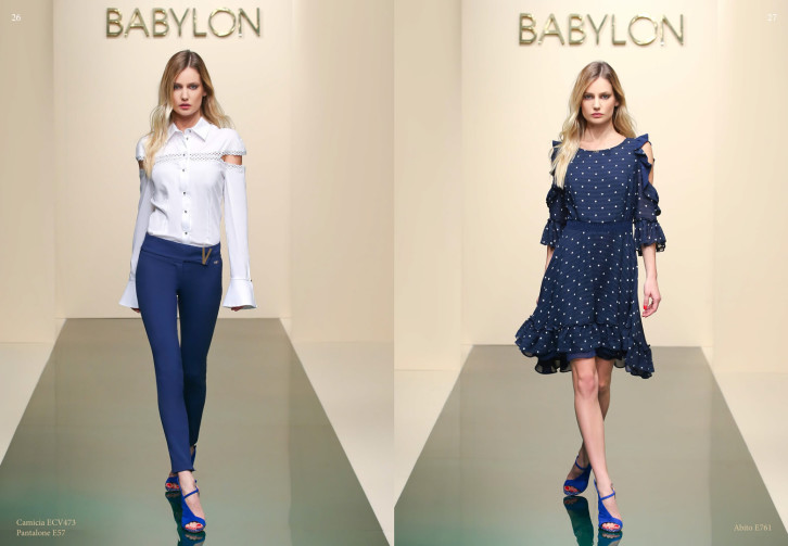 Babylon s.r.l. - Look Book 14