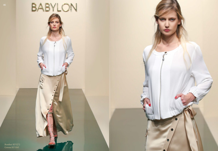 Babylon s.r.l. - Look Book 24