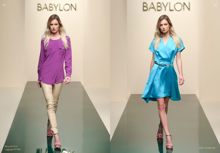 Babylon s.r.l. - Look Book 32