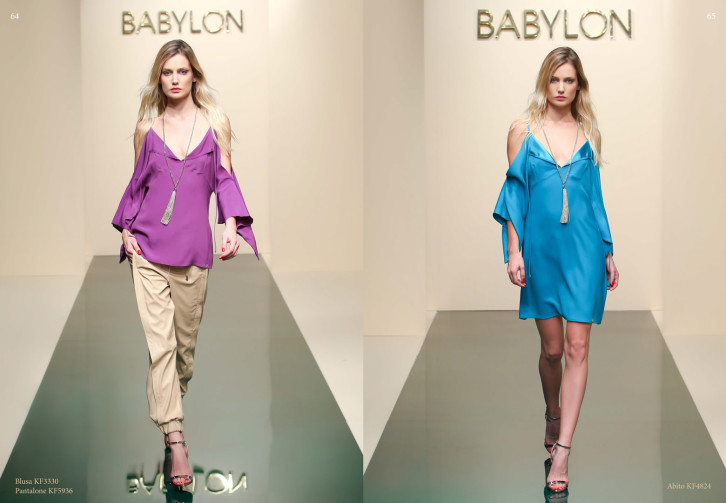 Babylon s.r.l. - Look Book 33
