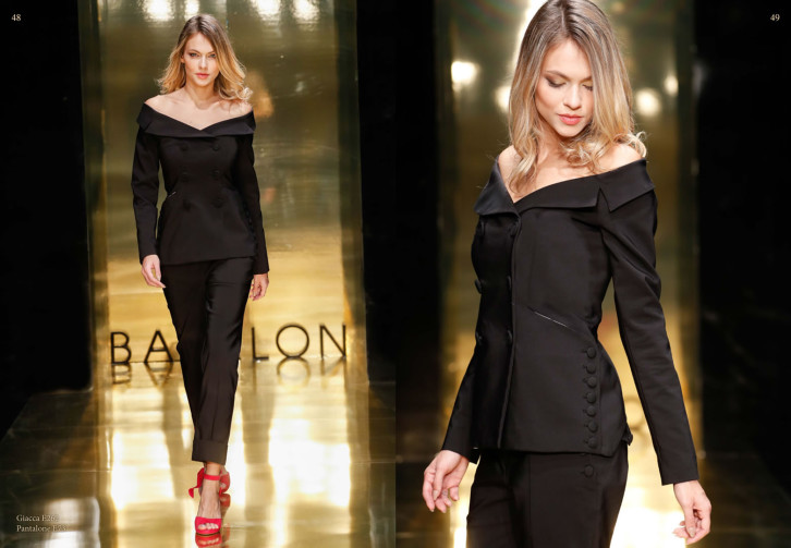 Babylon s.r.l. - Look Book 25