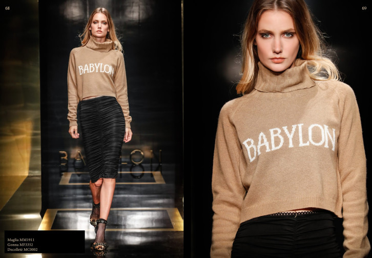 Babylon s.r.l. - Look Book 35
